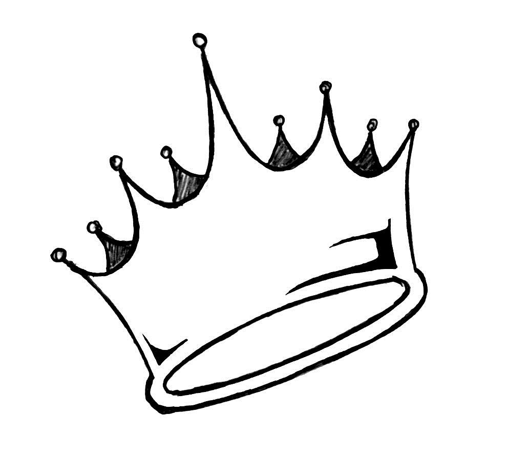 Черно-белые рисунки для срисовки (30 картинок