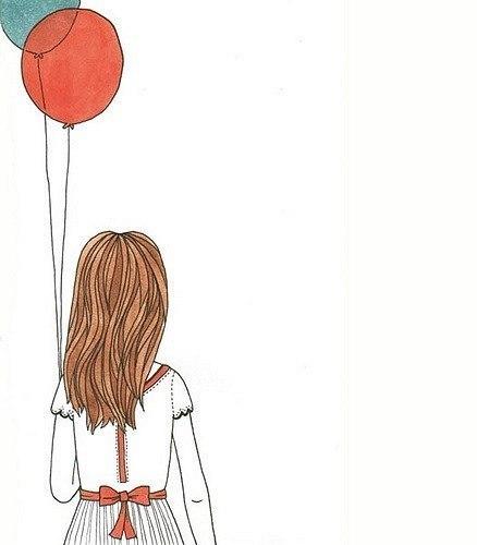 Картинки красивые с шариками и с днем рождения