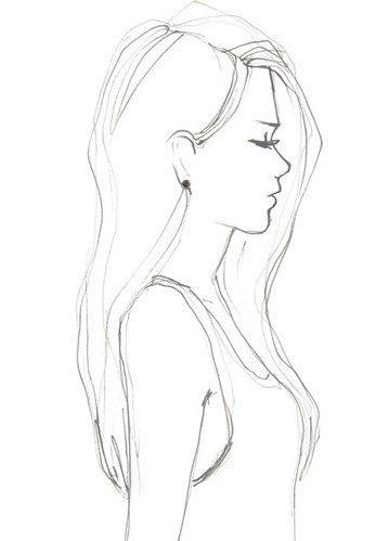 Dlya-nachinayushhih-4 Рисунки карандашом для срисовки очень легкие и красивые