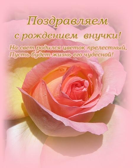 Поздравления Внучке В стихах с днем рождения