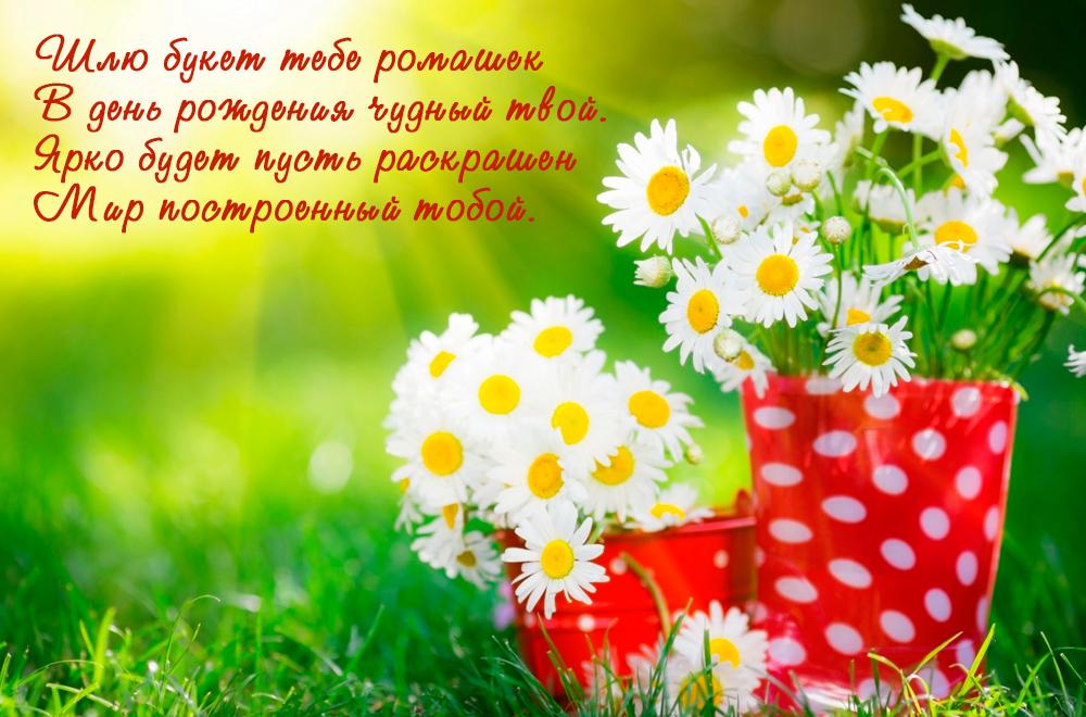 Изображение - Красивые поздравления с днем рождения девушке в открытках S-dnem-rozhdeniya-kartinki-devushke-19
