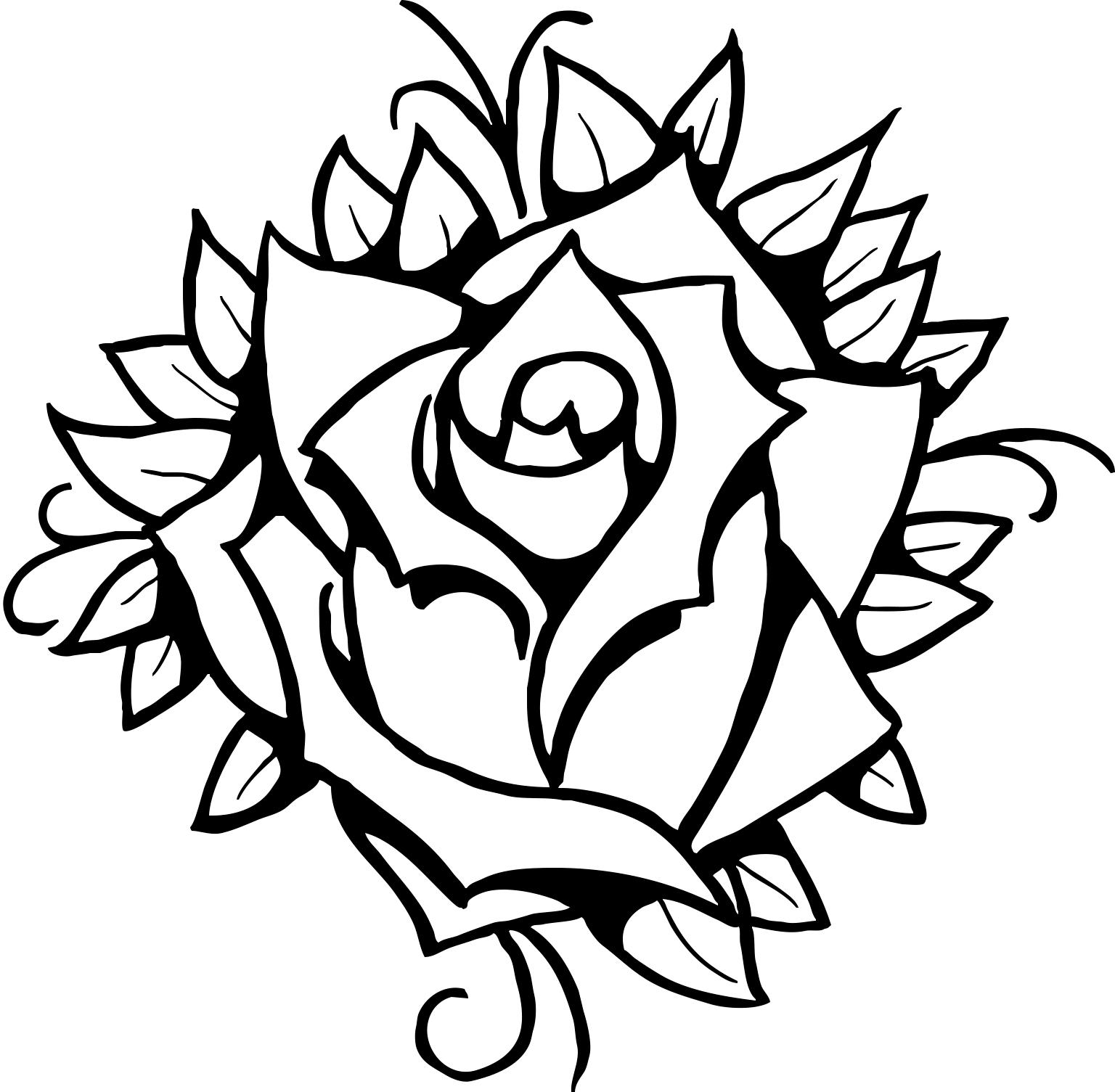 Trendy простые татуировки